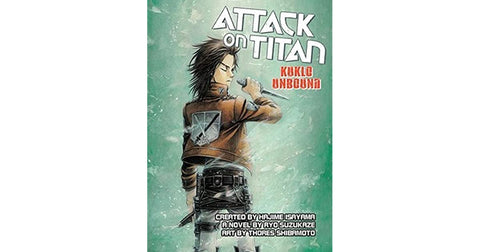 ATTACK ON TITAN KUKLO UNBOUND