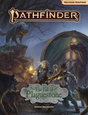 PATHFINDER THE FALL OF PLAGUESTONE (2ND EDITION)