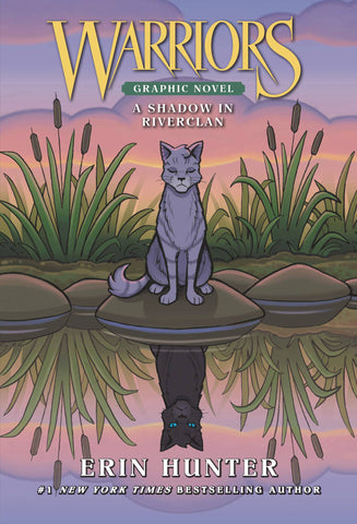 WARRIORS SHADOW IN RIVERCLAN
