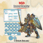 DUNGEONS & DRAGONS FIGHTER TOKEN SET
