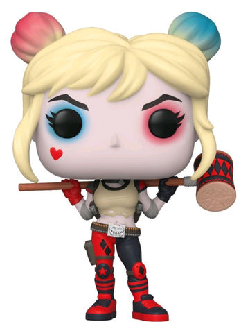 POP! DC: HARLEY QUINN WITH MALLET