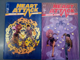 HEART ATTACK COMIC PACK