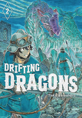 DRIFTING DRAGONS VOLUME 02