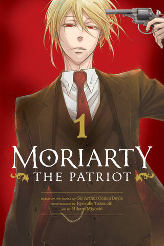 MORIARTY THE PATRIOT VOLUME 01