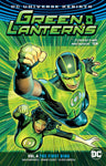 GREEN LANTERNS VOLUME 04 THE FIRST RINGS (REBIRTH)