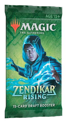 MAGIC THE GATHERING ZENDIKAR RISING BOOSTER