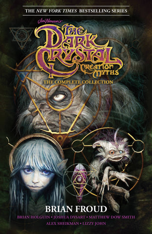 JIM HENSON DARK CRYSTAL CREATION MYTHS COMPLETE