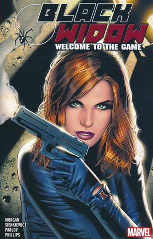 BLACK WIDOW WELCOME TO THE GAME