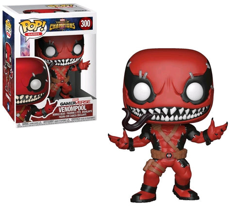POP! MARVEL: CONTEST OF CHAMPIONS: VENOMPOOL