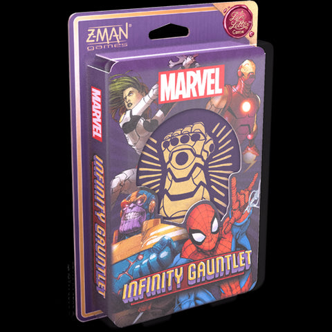 MARVEL INFINITY GAUNTLET CARD GAME