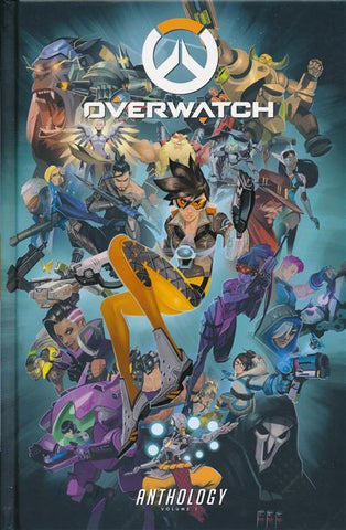 OVERWATCH ANTHOLOGY VOLUME 01 HC