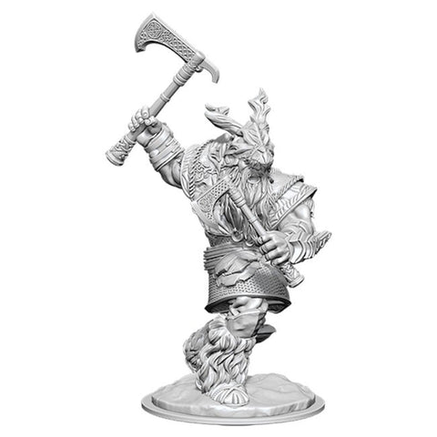 DUNGEONS & DRAGONS NOLZUR'S MARVELOUS UNPAINTED MINI: FROST GIANT (MALE)