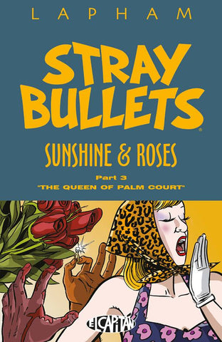 STRAY BULLETS SUNSHINE & ROSES VOLUME 03