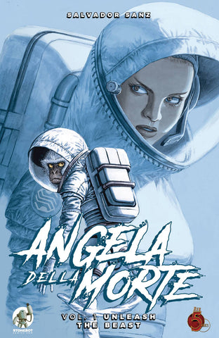 ANGELA DELLA MORTE VOLUME 01 UNLEASH THE BEAST