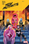 NEW MUTANTS BY ED BRISSON VOLUME 01