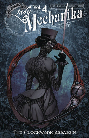 LADY MECHANIKA VOLUME 04 CLOCKWORK ASSASSIN