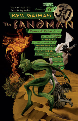 SANDMAN VOLUME 06 FABLES & REFLECTIONS 30TH ANNIVERSARY EDITION