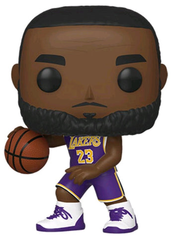 POP! NBA: LAKERS: LEBRON JAMES