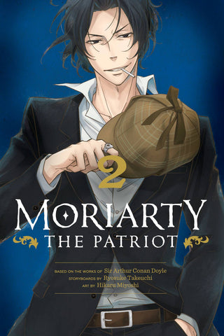 MORIARTY THE PATRIOT VOLUME 02