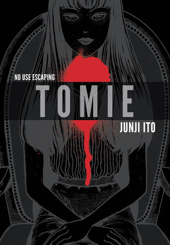 TOMIE COMPLETE DELUXE EDITION by JUNJI ITO