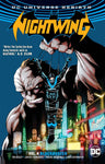 NIGHTWING VOLUME 04 BLOCKBUSTER (REBIRTH)