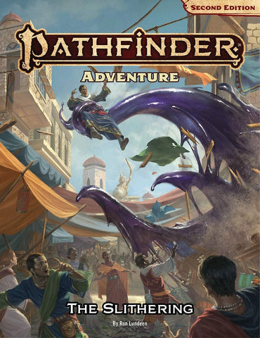 PATHFINDER THE SLITHERING (2ND EDITION)