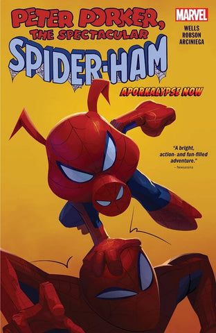 SPIDER-HAM APORKALYPSE NOW