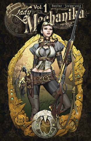 LADY MECHANIKA OVERSIZED VOLUME 01 HC