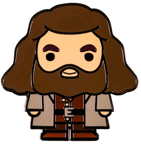 HARRY POTTER CHIBI ENAMEL PIN - HAGRID