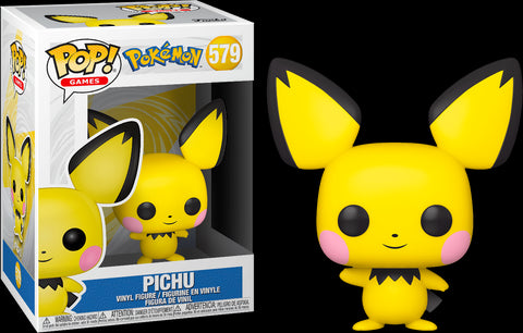 POP! GAMES: POKEMON: PICHU