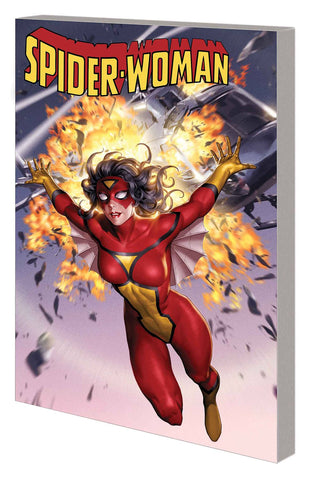 SPIDER-WOMAN VOLUME 01 BAD BLOOD
