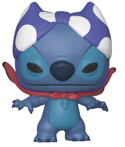 POP! DISNEY: LILO AND STITCH: SUPERHERO STITCH
