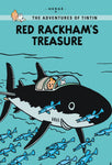 TINTIN YOUNG READER EDITION RED RACKHAMS TREASURE