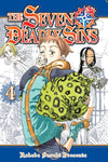 THE SEVEN DEADLY SINS VOLUME 04
