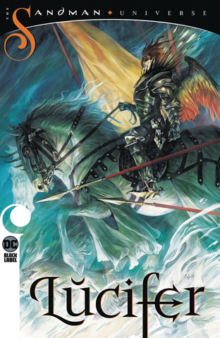 LUCIFER VOLUME 03 THE WILD HUNT
