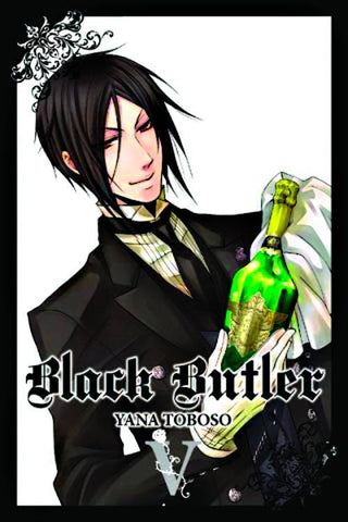 BLACK BUTLER VOLUME 05