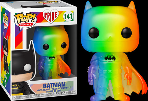 POP! DC: BATMAN RAINBOW PRIDE