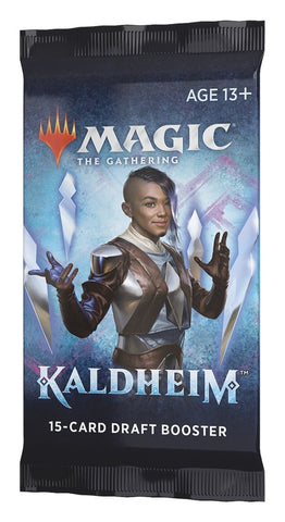 MAGIC THE GATHERING KALDHEIM BOOSTER