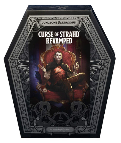 DUNGEONS & DRAGONS: CURSE OF THE STRAHD REVAMPED