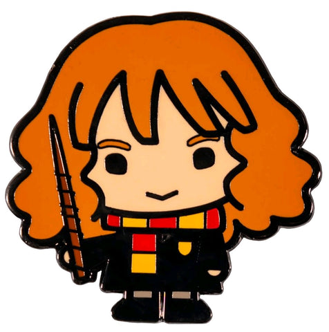HARRY POTTER CHIBI ENAMEL PIN - HERMIONE