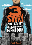 3 STORY SECRET HISTORY OF GIANT MAN EXPANDED