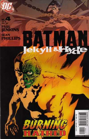 BATMAN JEKYLL AND HYDE #4 (OF 6)