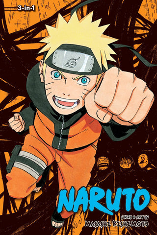 NARUTO VOLUME 13 (3 in 1 EDITION)