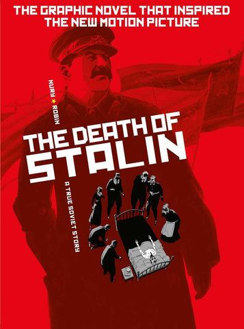 DEATH OF STALIN HC