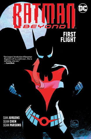 BATMAN BEYOND VOLUME 07 FIRST FLIGHT