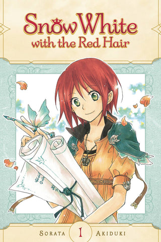 SNOW WHITE WITH RED HAIR VOLUME 01