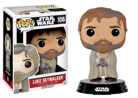 POP! STAR WARS: LUKE SKYWALKER EP 7