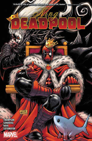 KING DEADPOOL VOLUME 02
