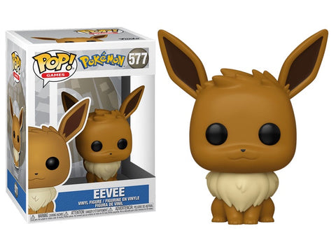 POP! GAMES: POKEMON: EEVEE