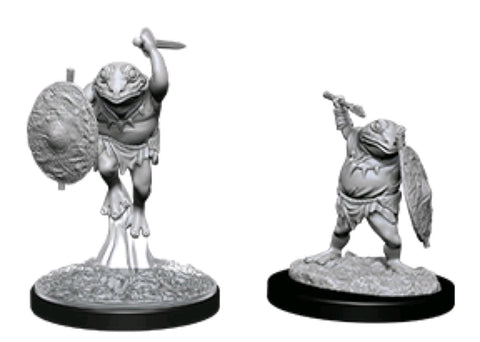 DUNGEONS & DRAGONS NOLZUR'S MARVELOUS UNPAINTED MINI: BULLYWUG